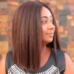 Peruca Front Lace Wig - NANY