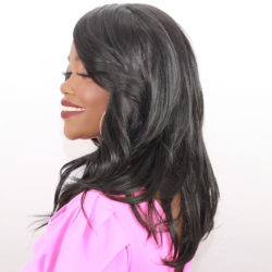 Peruca Front Lace Wig - MARIANA