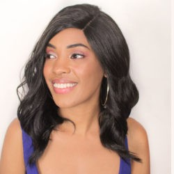 Peruca Front Lace Wig - ADRIELE