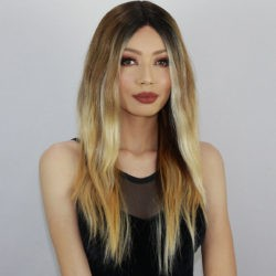Peruca Front Lace Wig - MLI314