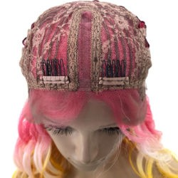 Peruca Front Lace Wig - MACARON GIRL 1