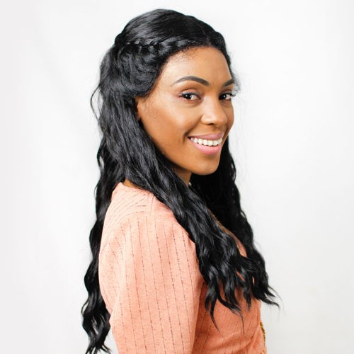 Peruca Front Lace Wig - LAYLA